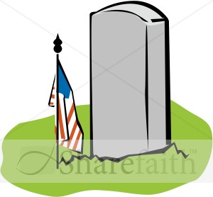 blank tombstone duplicate
