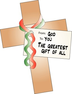 Cross as the Greatest Gift