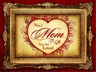 You Are Loved Mothers Day PowerPoint