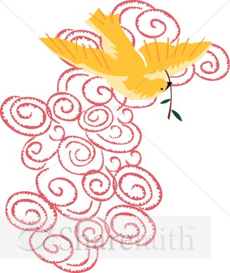Tan Dove Clipart