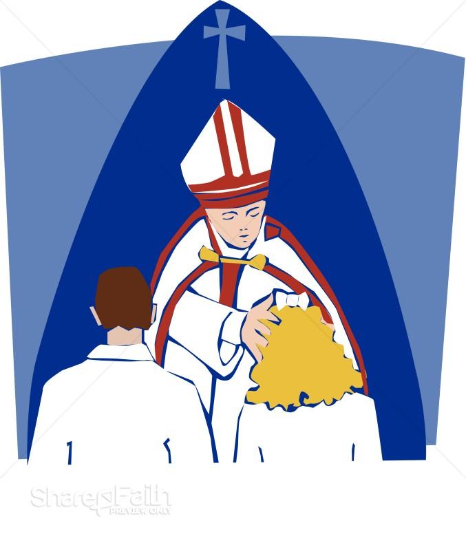 Catholic Confirmation Clip Art Catholic confirmation clipart