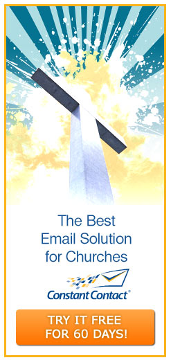 Constant Contact  - Best Email Solution for Churches